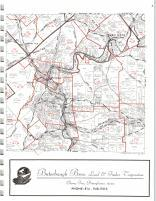Map Image 004, Clearfield County 1973